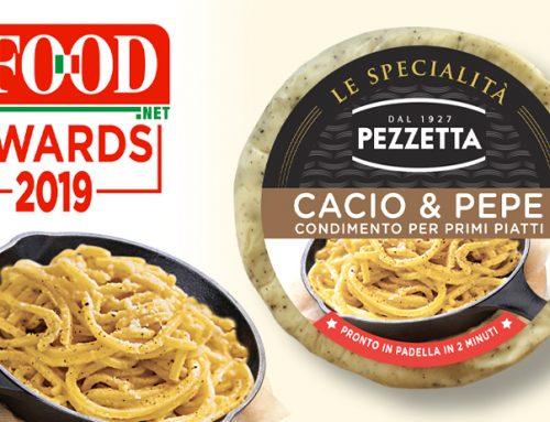 ITALIAN FOOD AWARDS 2019 –  CACIO E PEPE IS THE WINNER