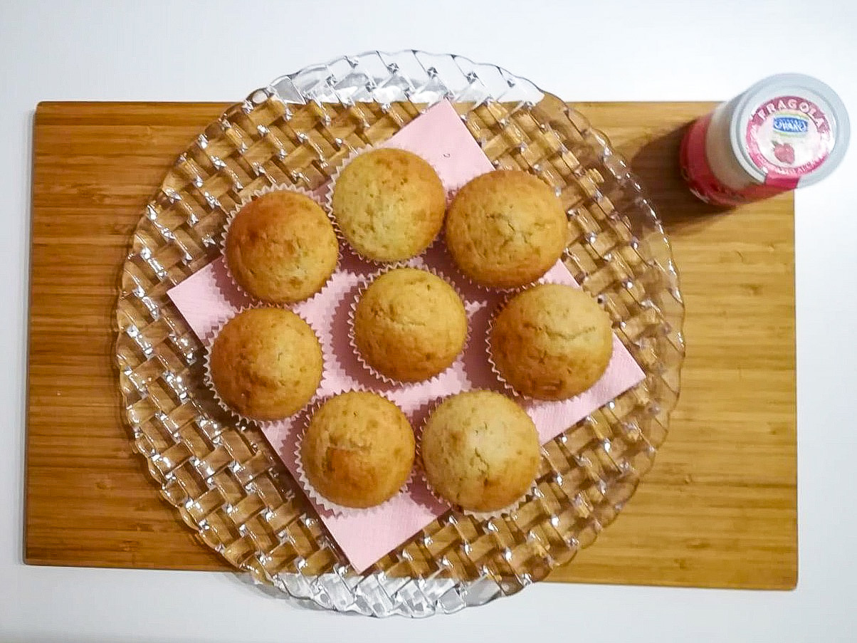 2020 Ricetta Muffin